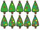 December Tens Frame Pack- Math Center