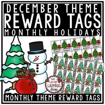 December Theme Brag Tags [Christmas, Holiday & More]