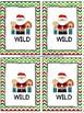 December Themed +10, -10, +100, -100 Task Cards & Game 2.NBT.8