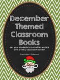 December Themed Classroom Books