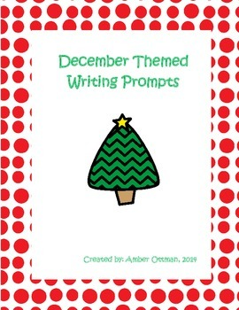 December Themed Writing Prompts