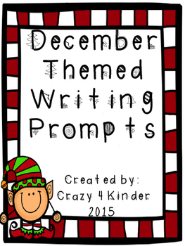 Writing Prompts - December