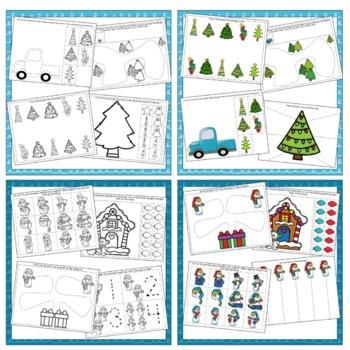 December Toddler Curriculum