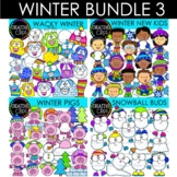 Winter Clipart Bundle 3: Formerly December VIP 2020