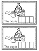 December Vocabulary Cards and Sight Word Booklet  for K-2