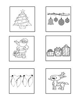 December Vocabulary Palabras de Diciembre Vocabulario