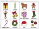 December Vocabulary {Vocabulary Cards, Mini-Reader, Activities}