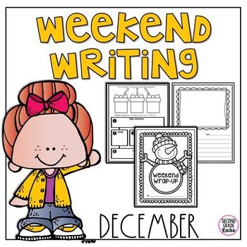 Weekend Writing-December