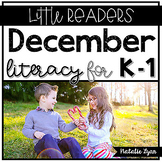 December Whole Group Literacy
