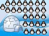 Winter Penguin Attendance