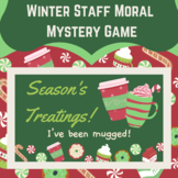 December Winter Christmas Staff Morale Game Activity