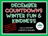 December Winter Countdowns Bundle *UPDATED*