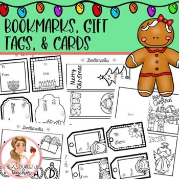 December Winter Holiday NO PREP Activities Packet 3rd-5th Grades