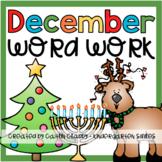 Word Work: December