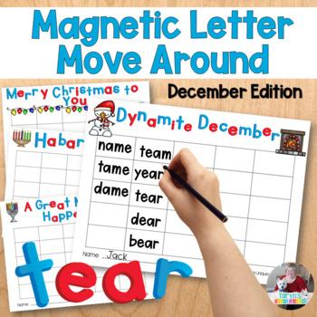 Magnetic Letters- December