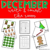 December Write & Count the Room