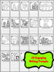 December Writing Prompts and Word Work Activities