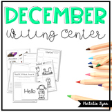 December Writing Center
