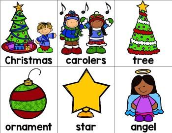 December Writing Center Cards