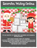 December Writing Center Print and Go