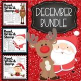 December Writing Centers BUNDLE