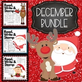 December Writing Centers BUNDLE
