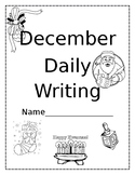 December Writing Cover