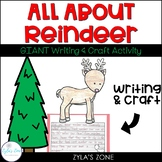 December Writing Craft- All About the Reindeer