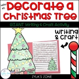 December Writing Craft- How to Decorate a Christmas Tree