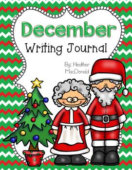 December Writing Journal