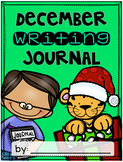 December Writing Journal {3 different levels}