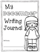 December Writing Journal Covers