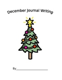 December Writing Journal with Prompts