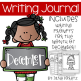 December Writing Journal