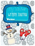 Winter Writing Journal Pack