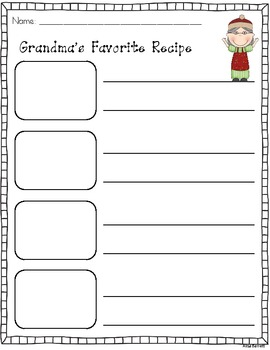 December Writing Pack - Common Core Aligned