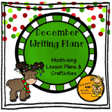 December Writing Plans - Full Month
