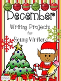 December Writing Projects for Young Writers (Christmas, Kwanzaa, Hanukah)