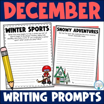 December Writing Prompts