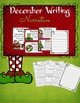 December: Writing Prompts, Graphic Organizers, Papers, and