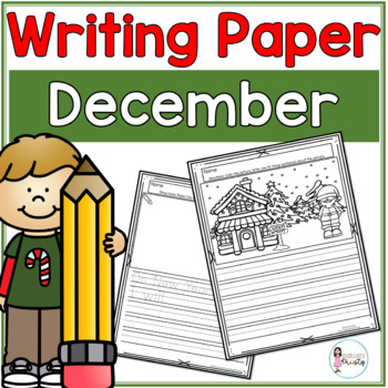 December Writing Prompts & Paper