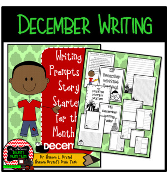 December Writing Prompts and Story Starters