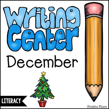 December - Writing Station