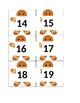 December gingerbread numbers