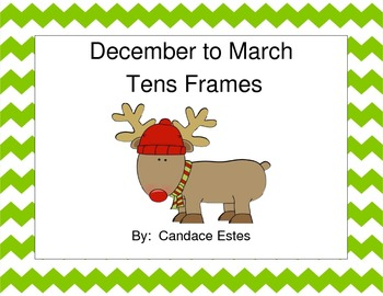 December to March Ten Frames
