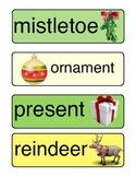 December/Christmas ABC Order Activity