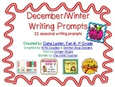 December/Winter Journal Writing Prompts