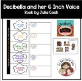 Decibella and Her 6-inch Voice Flip Book Activity