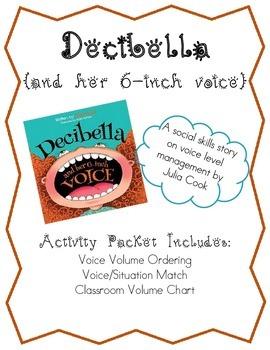 Decibella and her 6-inch Voice Activities
