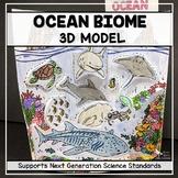 Ocean Biome Model  - 3D